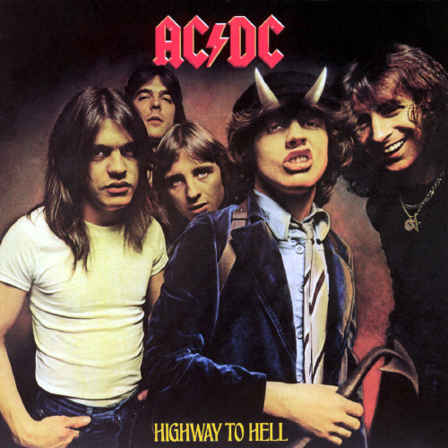 ACDC - Highway To Hell - cover